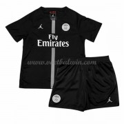 Paris Saint Germain PSG Voetbaltenue Kind 2018-19 Third Shirt..